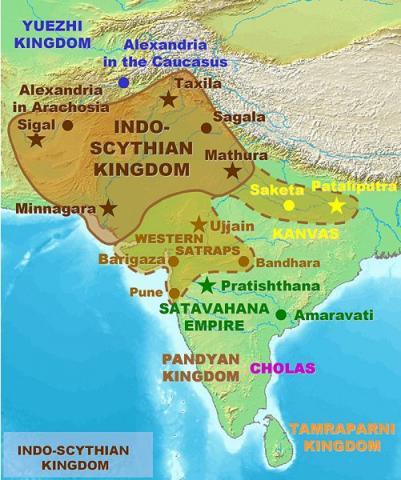 Indo-Scythians_Shaka