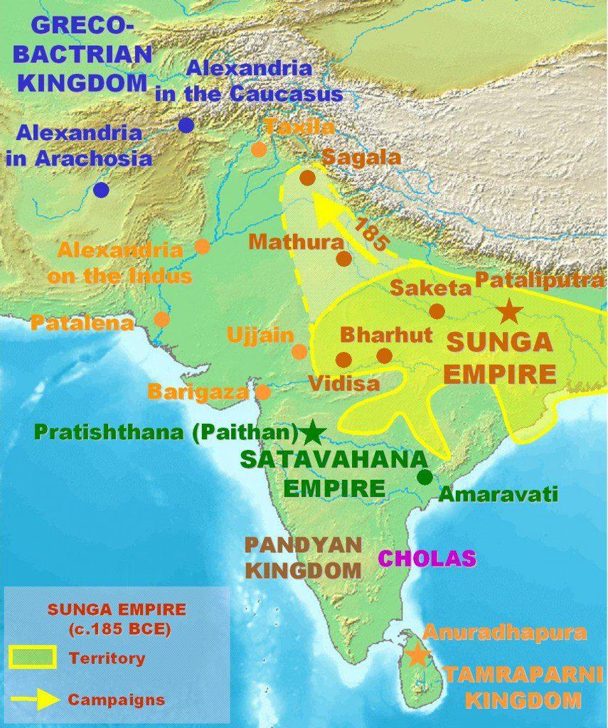 Sunga Empire