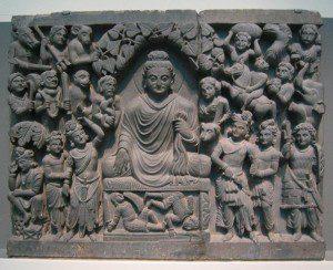Buddha Bhumisparshamudra
