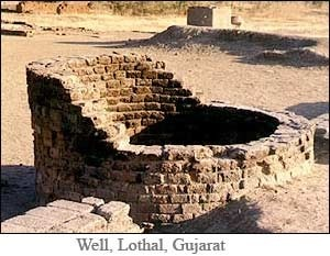 Indus valley wells
