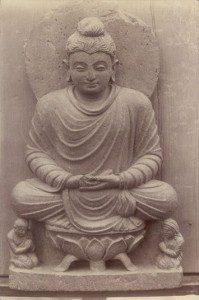 Buddha Dhyanamudra
