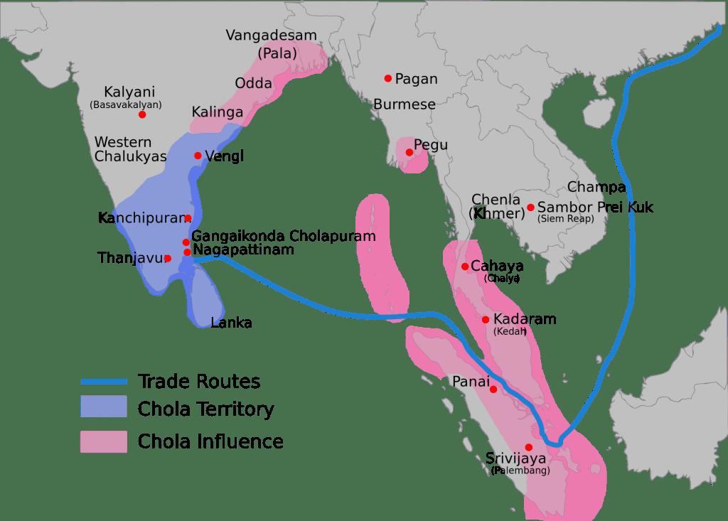 Chola Empire