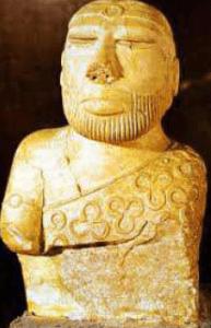 Indus Beard Man