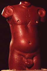 Indus Valley Torso Red sandstone