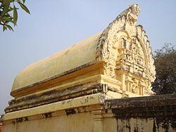 Kapoteswara temple at Cezarla