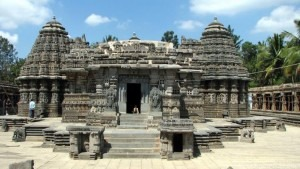 Hoysala temple