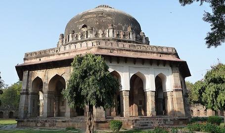 Sikander Lodhi Tomb