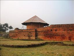 Maniyar Math shrine at Rajgir
