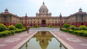 Colonial Architecture Rashtrapati Bhavan
