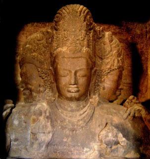Sadashiva, Elephanta caves