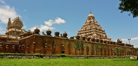 Kailashnath temple at Kanchipuram