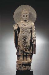 Buddha Abhayamudra