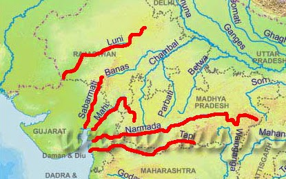 Peninsular Indian Rivers