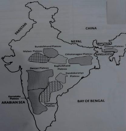 Plateau India