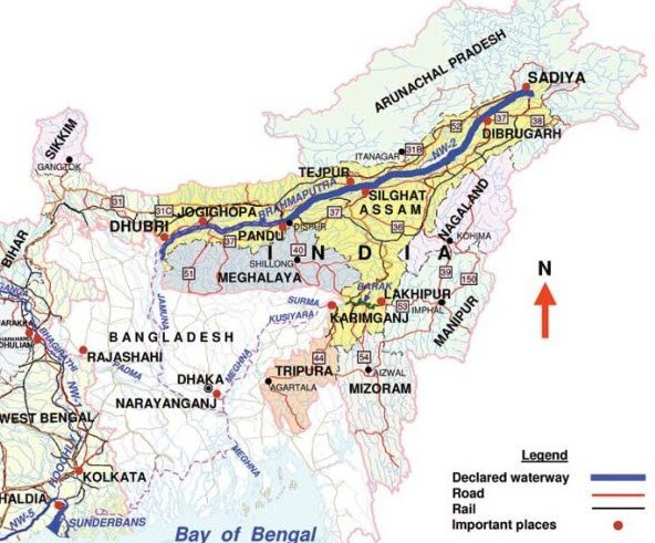 Inland Waterway 2