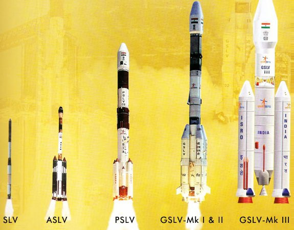 Launch Vehicles for Satellites