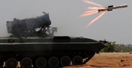 NAG Missile Helina